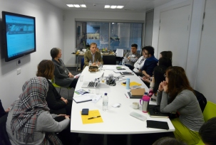 Ollie Leggett, IE Design Consultancy